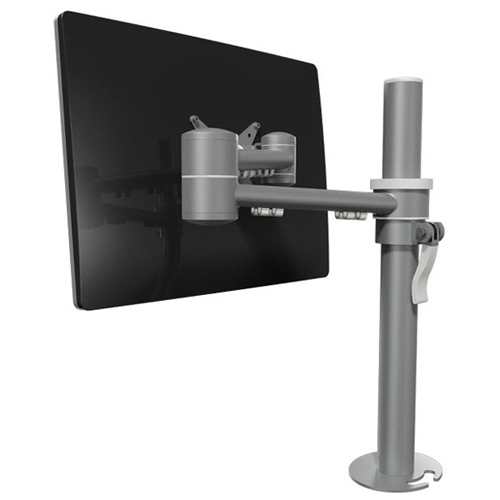 ViewMate Style Plus Monitorarm 662 Silber