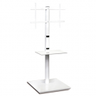 L&C Handy Maxi 150cm TV Standfuß White