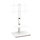 L&C Handy 120cm TV Standfuß White