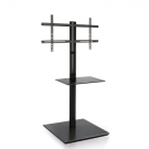 L&C Handy Maxi 150cm TV Standfuß Black