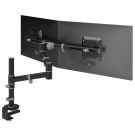 Viewgo Duo Monitorarm 133 Schwarz