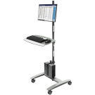 ViewMate Combo 702 Workstation Trolley