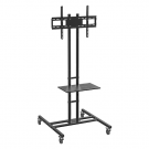 DQ T131 L TV Standmodell Black